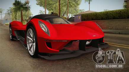 GTA 5 Dewbauchee Vagner SA para GTA San Andreas
