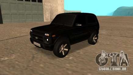 Lada Urban Dorjar Armenian para GTA San Andreas