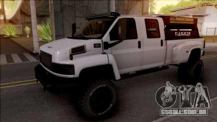 GMC Topkick C4500 Off-Road para GTA San Andreas