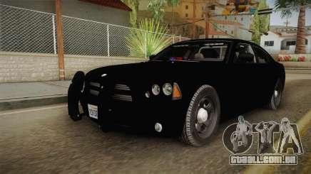Dodge Charger 2010 Police para GTA San Andreas