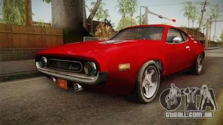 Driver PL - Cerrano para GTA San Andreas
