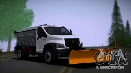 GAZon Próximo Máquina De Neve para GTA San Andreas