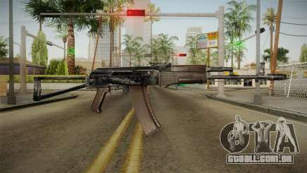 A arma da Liberdade v3 para GTA San Andreas