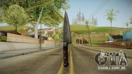 Silent Hill Downpour - Knife SH DP v1 para GTA San Andreas
