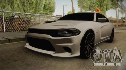 Dodge Charger Hellcat para GTA San Andreas