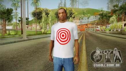 GTA 5 Special T-Shirt v16 para GTA San Andreas
