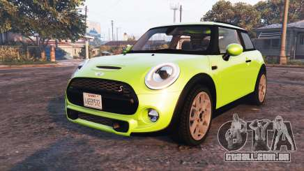 Mini Cooper S (F56) 2015 [replace] para GTA 5