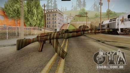 CS: GO AK-47 Predator Skin para GTA San Andreas