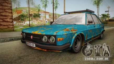Tatra 613 Rusty para GTA San Andreas