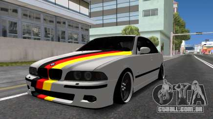 BMW E39 para GTA San Andreas