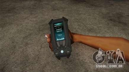 Batman: Arkham Knight - BatPhone para GTA San Andreas