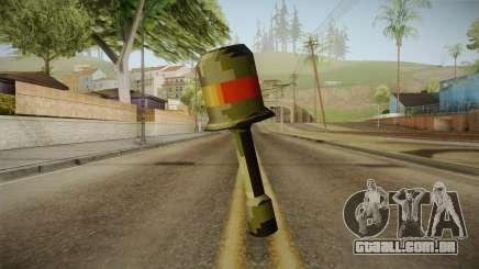Metal Slug Weapon 14 para GTA San Andreas