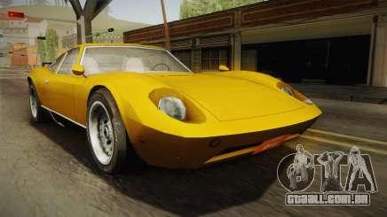 Driver PL - Melizzano para GTA San Andreas