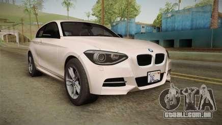 BMW M135i 2013 para GTA San Andreas