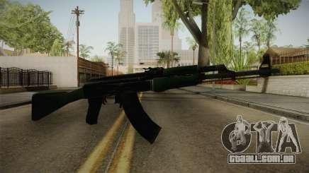 CS: GO AK-47 First Class Skin para GTA San Andreas