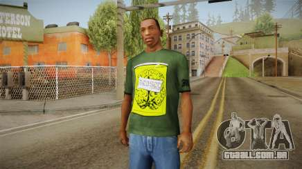 Dedsec T-Shirt para GTA San Andreas