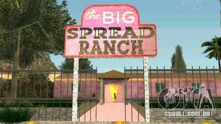 Recebe o dinheiro e permanecer em um clube de strip para GTA San Andreas