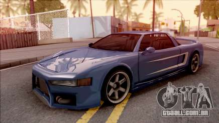 BlueRay Dodge Infernus para GTA San Andreas