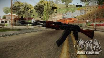 CS: GO AK-47 Vanilla Skin para GTA San Andreas