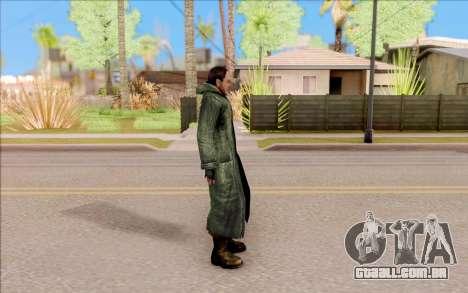 O macho do S. T. A. L. K. E. R. para GTA San Andreas terceira tela