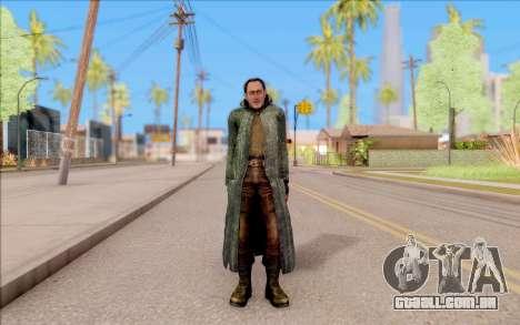 O macho do S. T. A. L. K. E. R. para GTA San Andreas segunda tela
