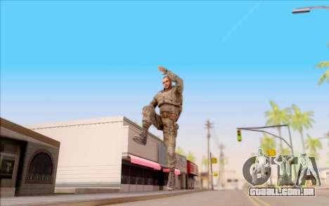 Mole do S. T. A. L. K. E. R. para GTA San Andreas sexta tela