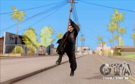 Capitão Sobolev do S. T. A. L. K. E. R. para GTA San Andreas sexta tela