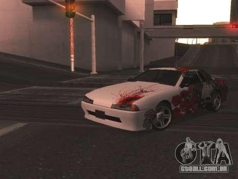 New Elegy Paintjob para GTA San Andreas