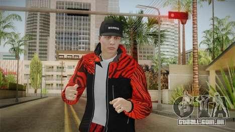 Skin Random v2 (Outfit Import Export) para GTA San Andreas