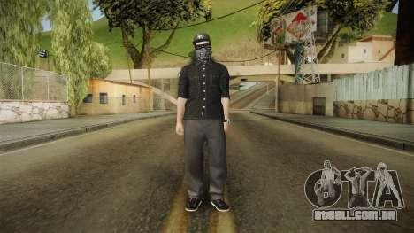 GTA 5 Online Smuggler DLC Skin 1 para GTA San Andreas segunda tela