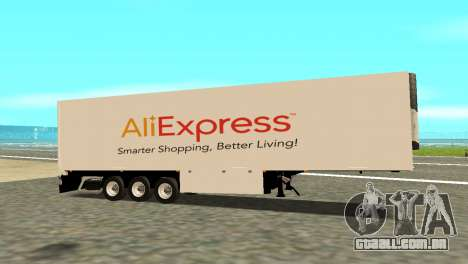 Trailer Aliexpress para GTA San Andreas