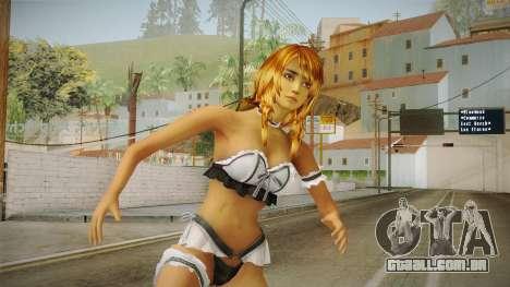 Yuri Fatal Frame 5 para GTA San Andreas