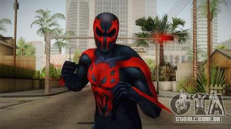 Marvel Future Fight - Spider-Man 2099 v2 para GTA San Andreas