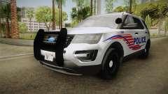 Ford Explorer 2016 Police