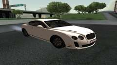 Bentley Continental GT Armenian para GTA San Andreas