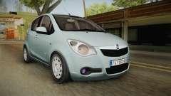Opel Agila para GTA San Andreas