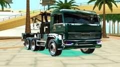 KamAZ 6520 V8 TURBO caminhão de Reboque