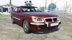 GAZ 3111 Volga [substituir] para GTA 5