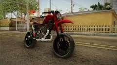 Yamaha XT660 Scrambler para GTA San Andreas