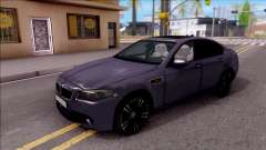 BMW M5 HQ Lowest Poly