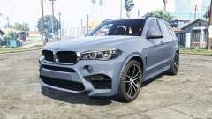 BMW X5 M (F85) 2016 [replace] para GTA 5