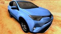 Toyota RAV4 2015 SA para GTA San Andreas