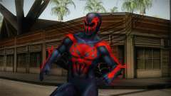 Marvel Future Fight - Spider-Man 2099 v1 para GTA San Andreas