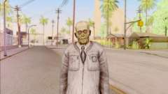 Zombie cientista do S. T. A. L. K. E. R.