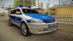 Opel Astra G Politia Romana