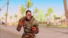 Zombie Degtyarev do S. T. A. L. K. E. R.