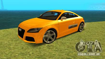 Audi TT RS Afonya TV para GTA San Andreas