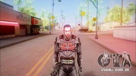 Zumbi-membro considera de S. T. A. L. K. E. R para GTA San Andreas