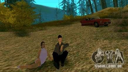 Situação de vida 9.0 para GTA San Andreas