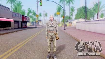 Cinzento, do S. T. A. L. K. E. R para GTA San Andreas